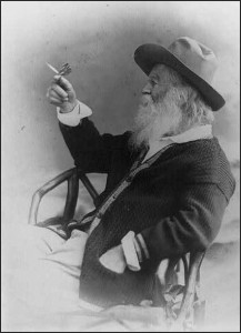 Walt Whitman's favorite portrait